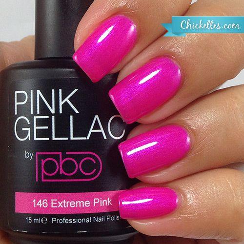 #146 Pink Gellac Extreme Pink
