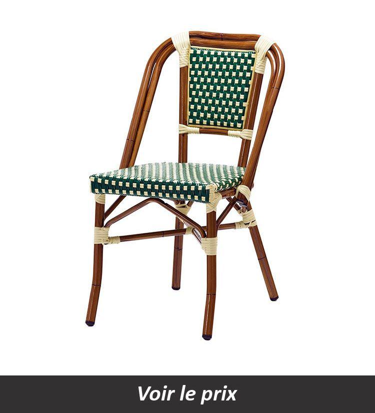 Chaise Bistrot 10 Modeles Pour Un Interieur Au Look Retro Chaise Bistrot Chaise Vintage Chaise