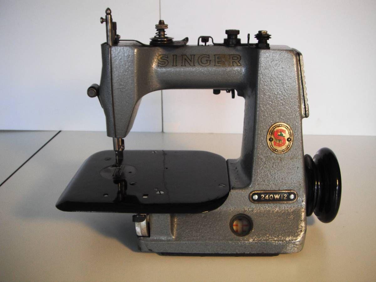 Singer Sewing Machine | Vintage sewing machines, Antique ...