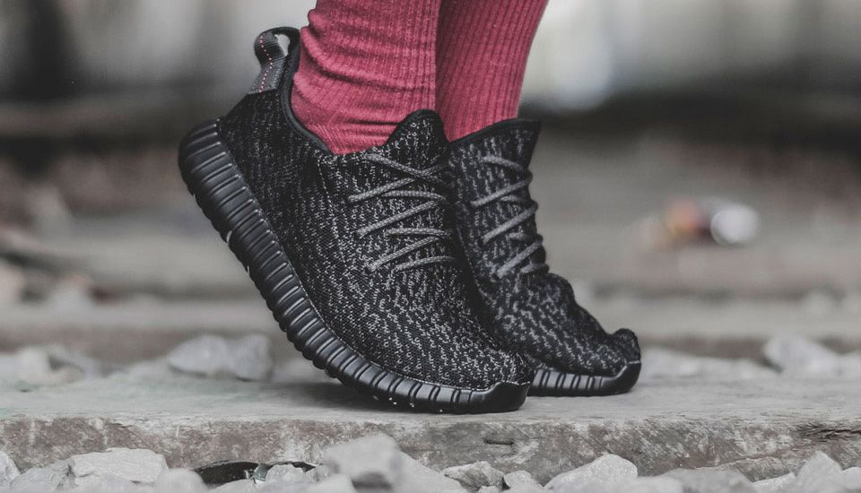 Adidas Yeezy Boost 350 Pirate Black - watch out for fakes. Get a 36 point  step-by-step guide on spotting fakes from goVerify.