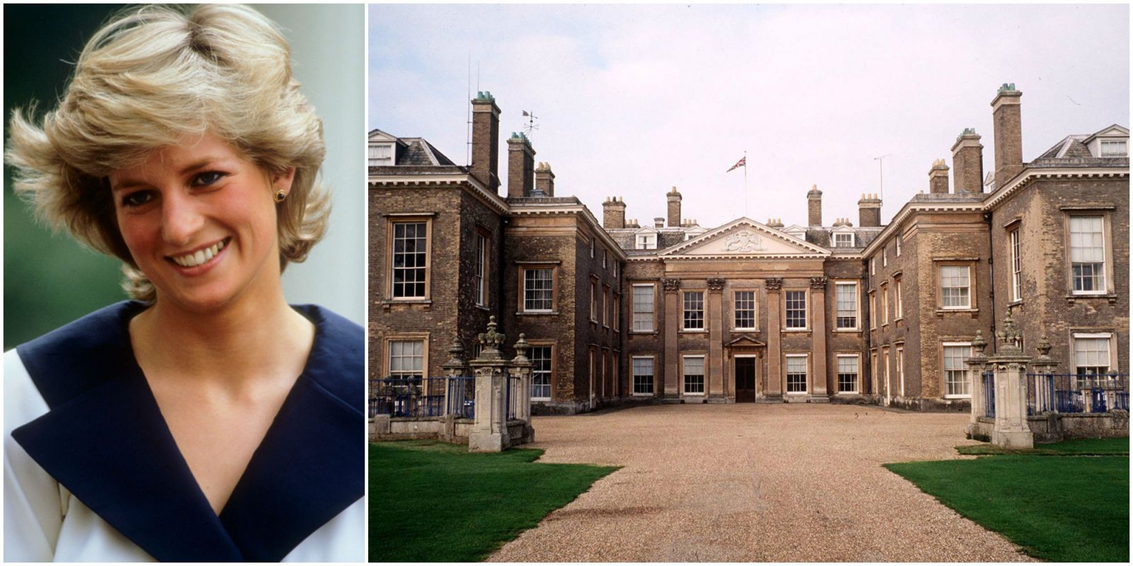 You Can Now Spend the Night at Princess Diana's Childhood Home