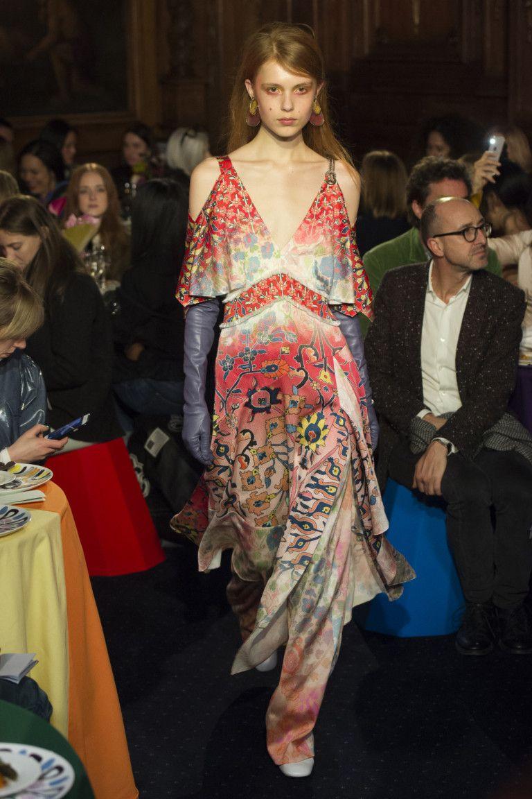 Peter pilotto readytowear Лондон womenus fashion pinterest