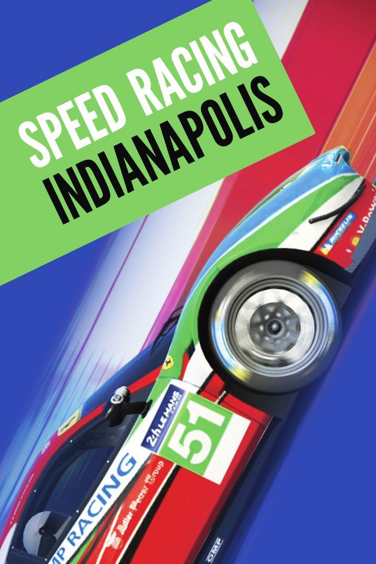 Car games speed racing indianapolis motor speedway