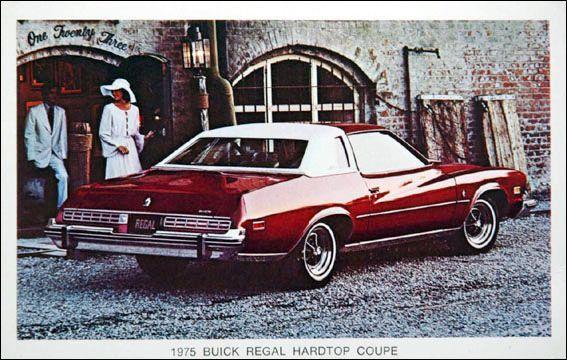 Buick Regal Landau Coupe Buick Regal Buick Cars Buick