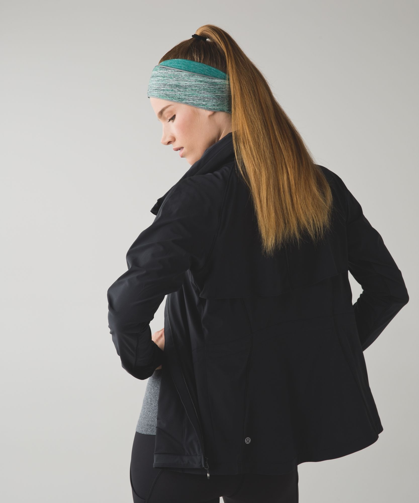 We designed this super soft ear warmer to help keep you protected (and hold your hair back) on cold-weather runs.