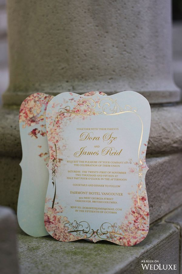 WedLuxe – Royal Wedding Vibes Achieved With Regal Pink and Gold ...