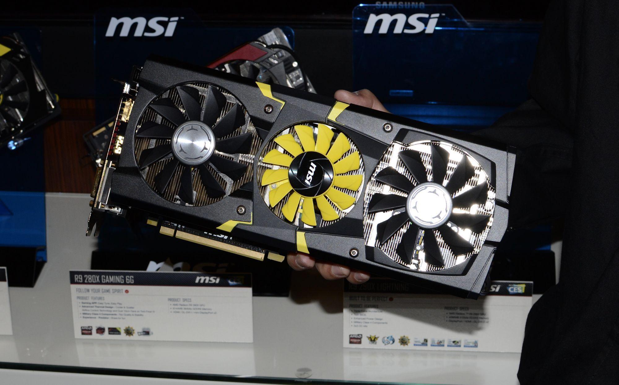 MSI R9 290X Lightning | PC Hardware | Latest technology news, Latest