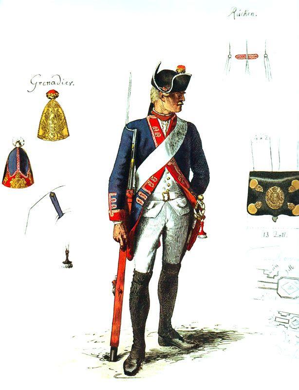 Prussian Infantry Regiment Von Schwerin No 24