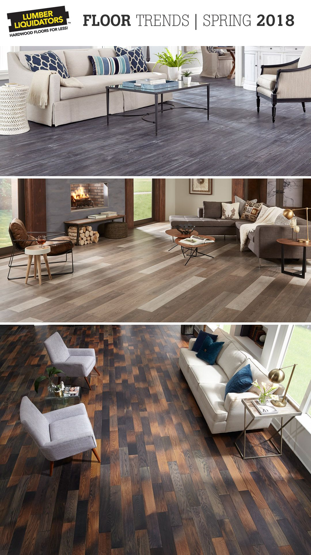 Bring A Fresh Perspective To Your Home This Spring Flooring Season Find Fashion Forward Designs In Hardwo Home Remodeling Cheap Home Decor Living Room Remodel