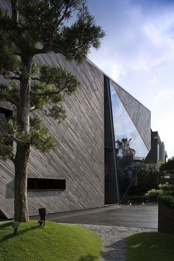 Delightful Formwerkz Architects   Diamond House, Singapore