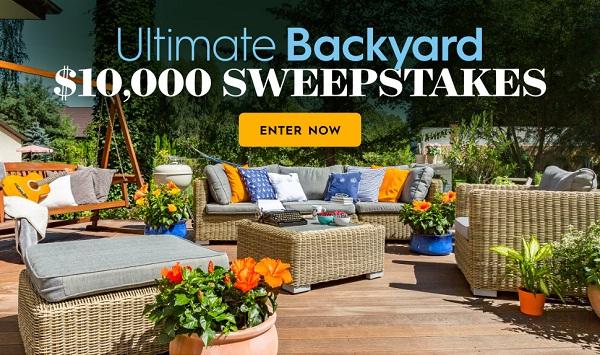 Bhg Com 10ksummer Win 10000 Cash For Backyard Makeover