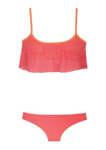 Trendy Age Appropriate Swimwear For Tween Girls -6395