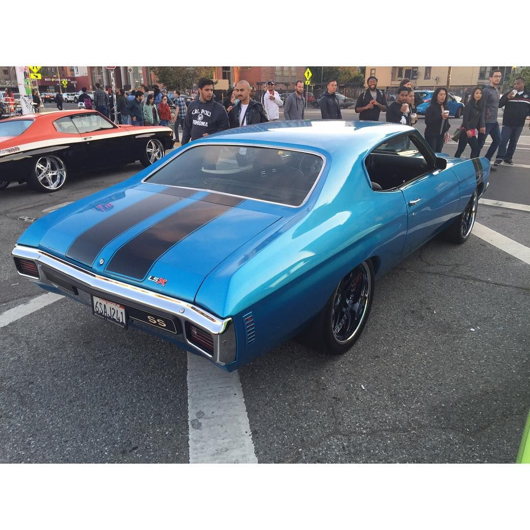 Pin On Chevelle Non Stock And Pro Touring