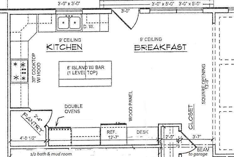 12 x12 kitchens | 12 X 12 Kitchen Layout: Please Help With My ...