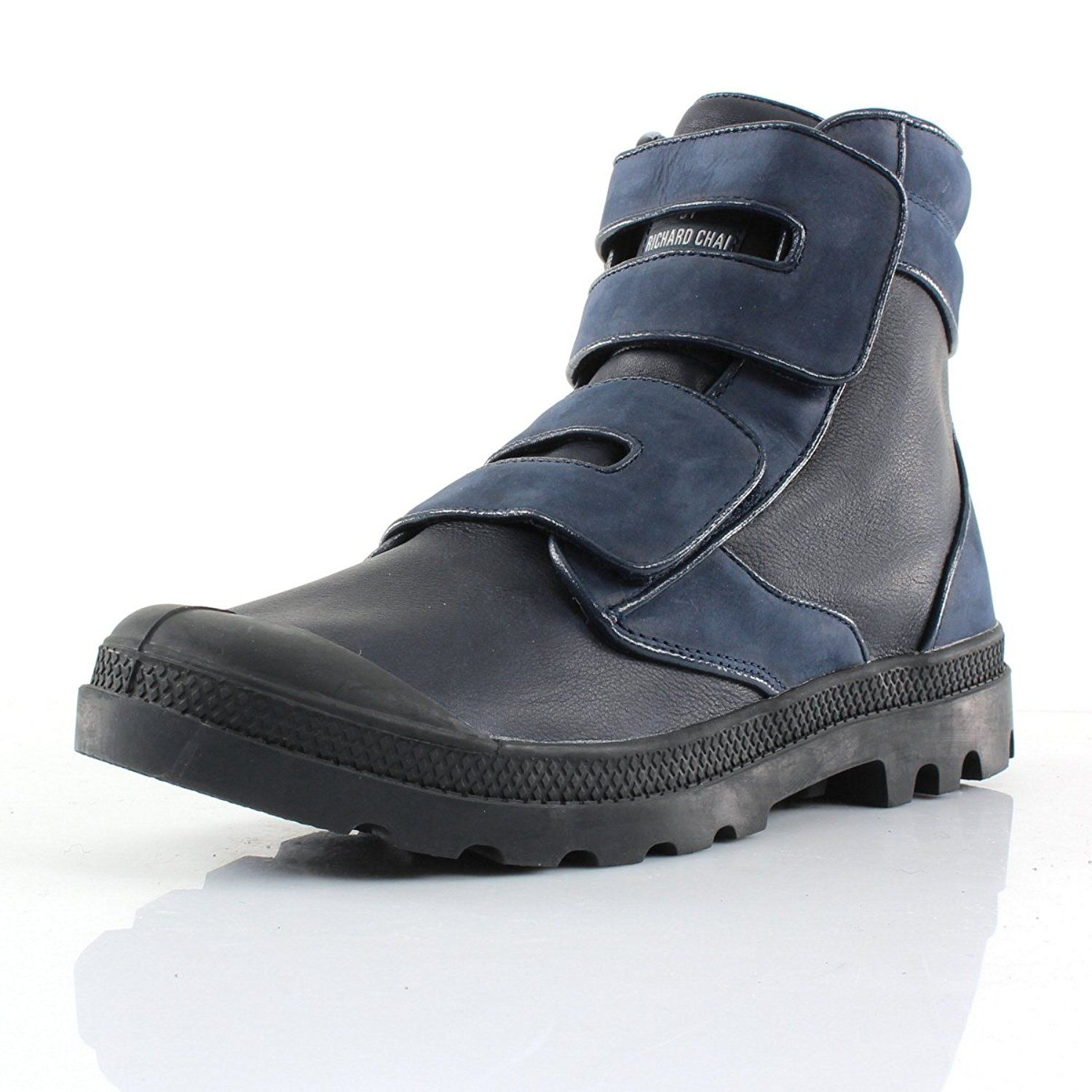 841f49f4969 Men's Palladium RC Strap High Casual Velctro Ankle Boots 03136-400 ...
