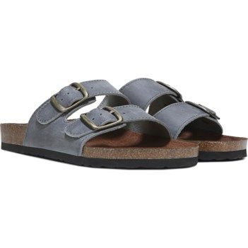 Women S Helga Leather Footbed Sandal Sandals Leather Women