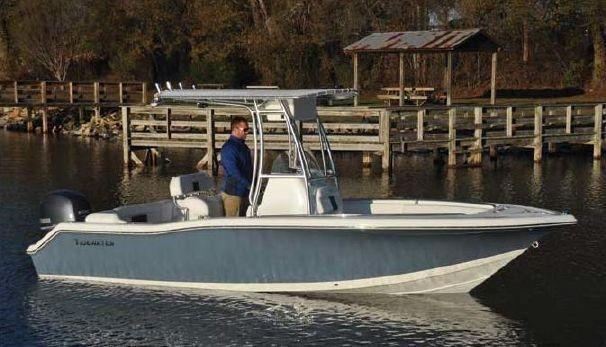 2015 Tidewater Boats 210 Lxf Boat Fishing Boats Shady Side