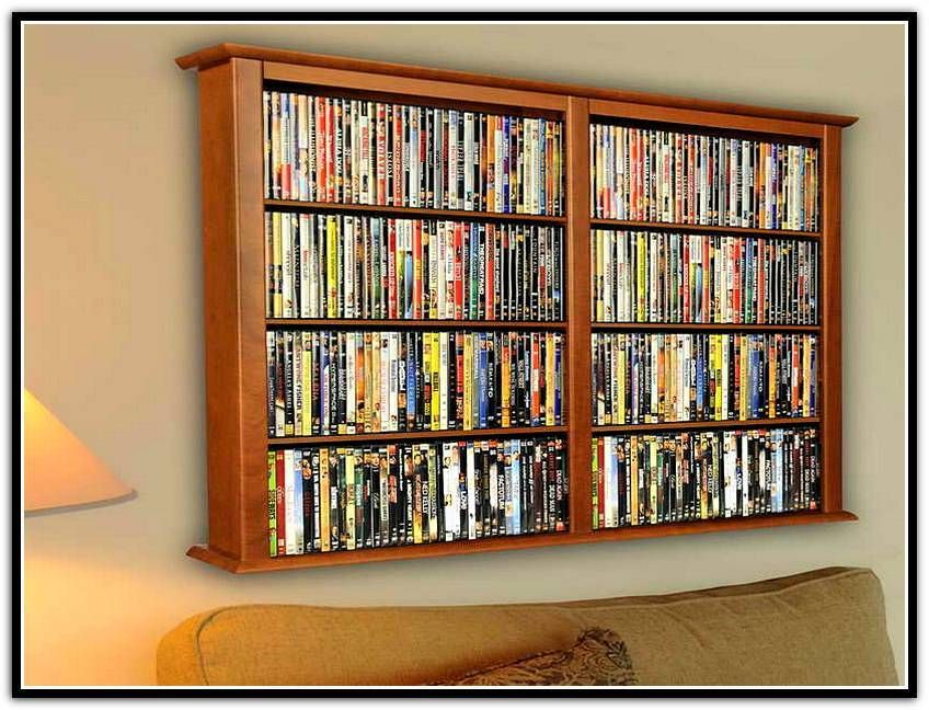 25 dvd storage ideas you had no clue about - Dvd Storage Cabinet
