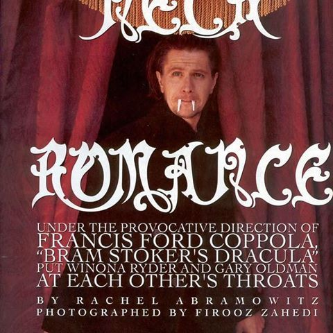 Gary Oldman for 'Dracula' in Premiere magazine, 1992   ◽◽◽◽◽  #GaryOldman #Dracula #BramStoker #vampire #horror #romance #actor #acting #actorslife #filmmaking #filmmaker #photographer #photography #photoshoot #portrait #portraitphotography #portraitsho