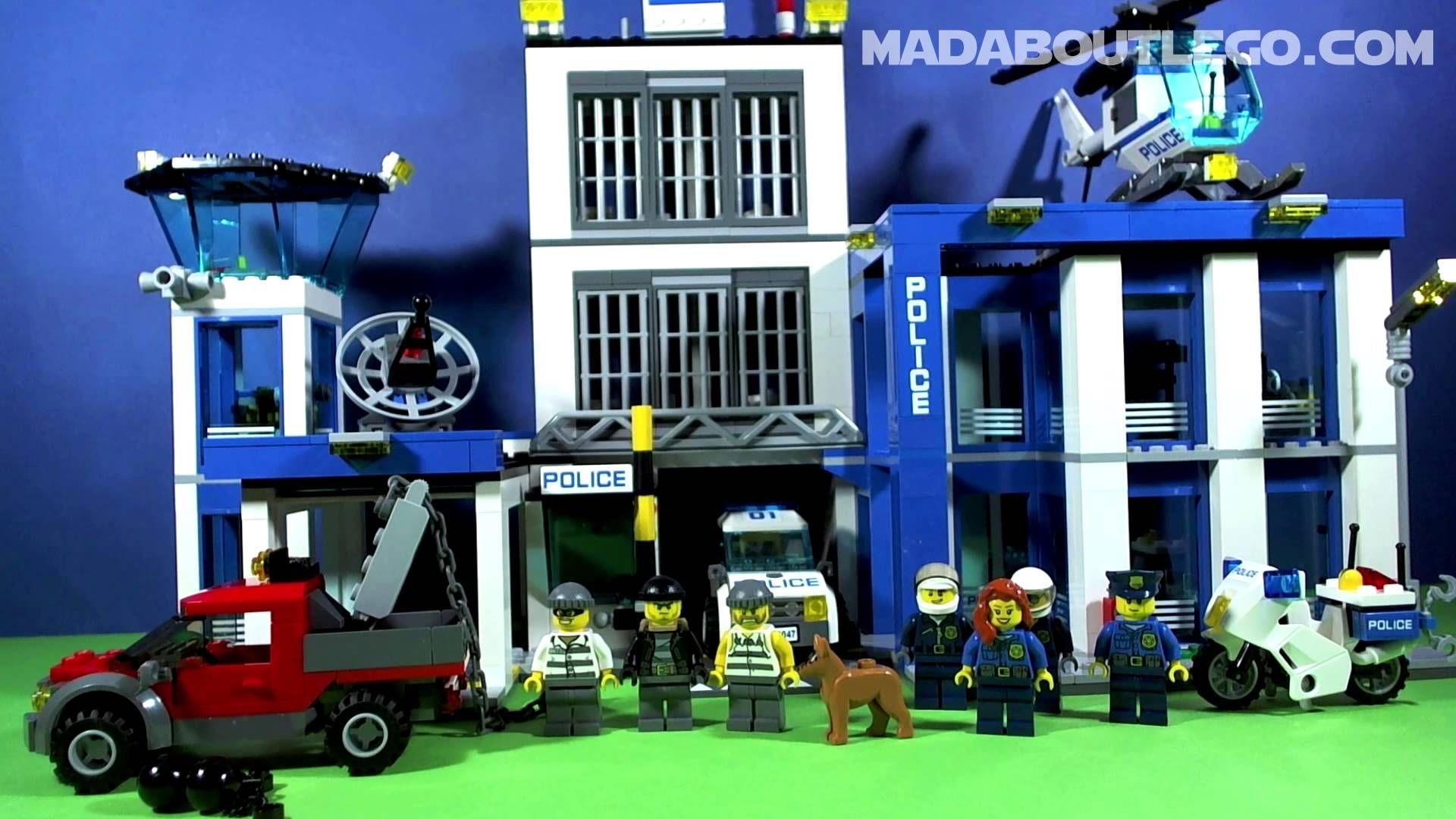 Lego City Police Station 60047 Free Fastest Shipping From Amazon