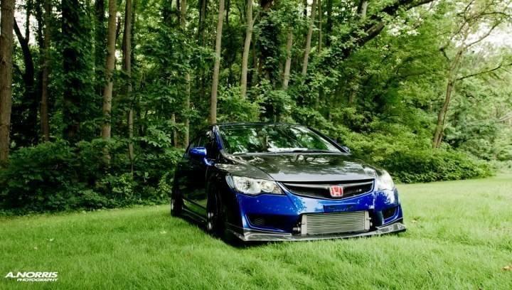 8th gen civic type R turbo   Wow   Cars, Honda, Dream cars