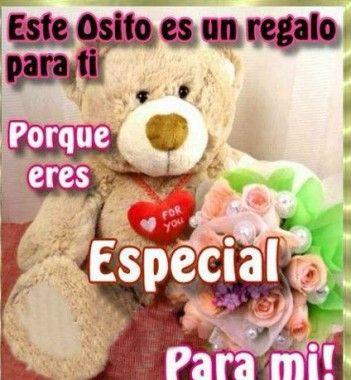 Imagenes De Ositos De Amor Bonitos Teddy Bear Quotes Bear Quote Teddy Bear