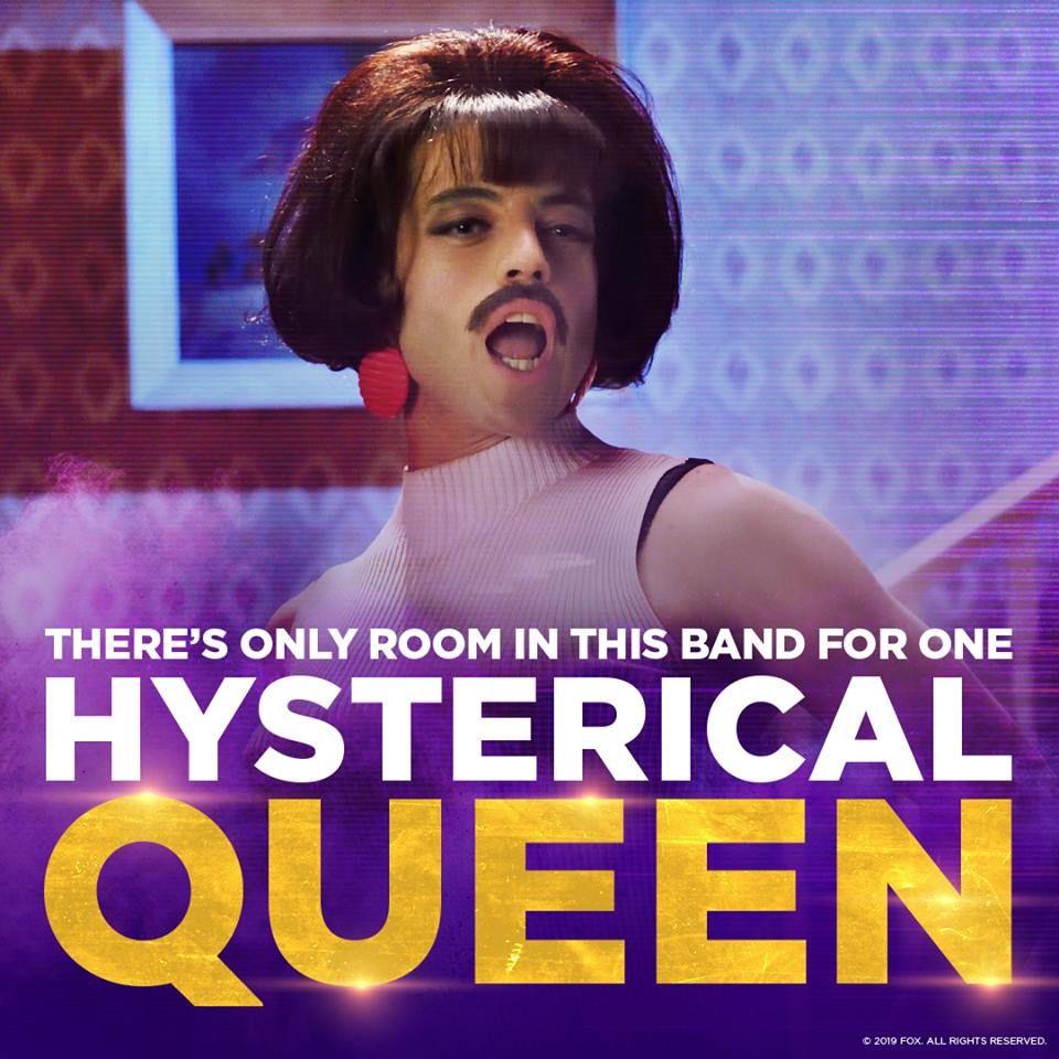 Pin On Bohemian Rhapsody Queen