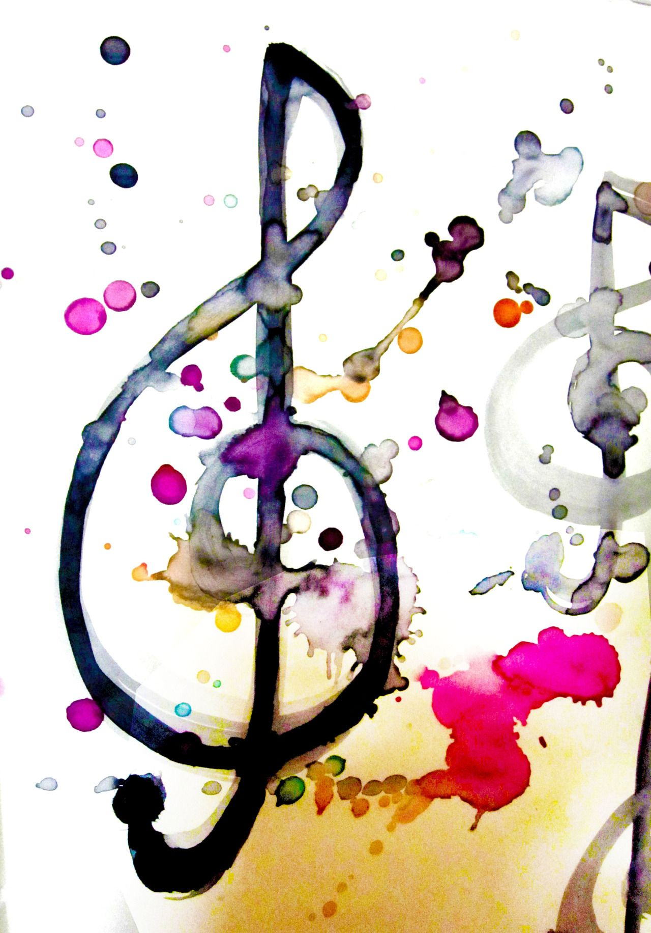 Download Wallpaper Music Watercolor - c42d3926b430da45702804fb20262eae  HD_174313.jpg
