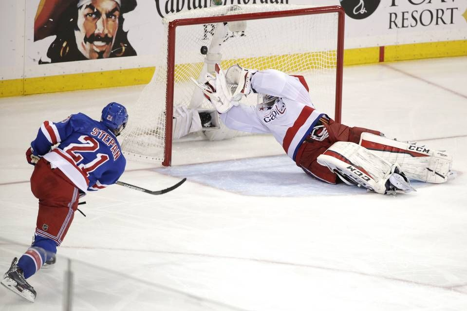 sale retailer 773cd e994f New York Rangers: Top Five Moments From 2015   Elite Sports ...