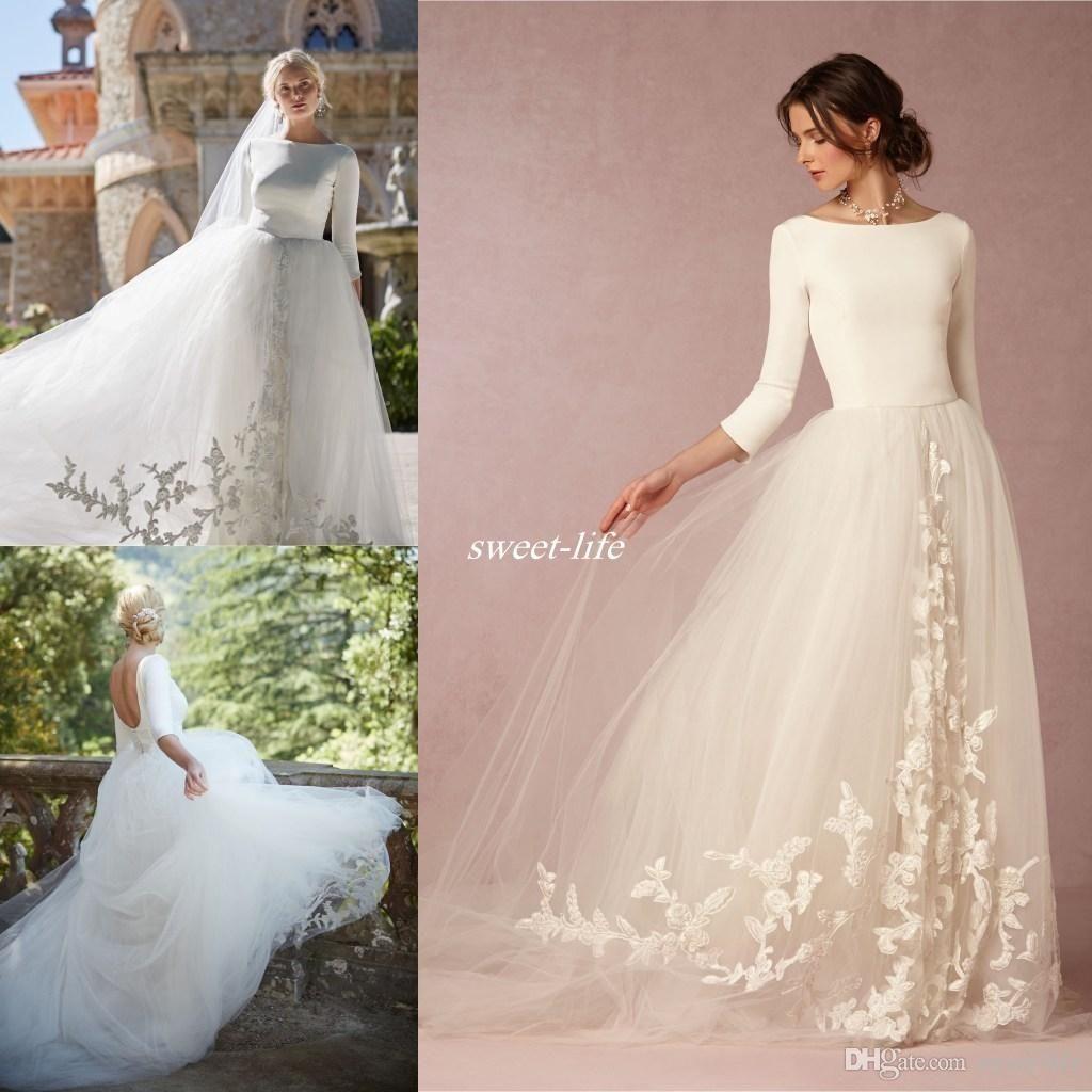 Eleganttulleweddingdressesolivia wedding dresses