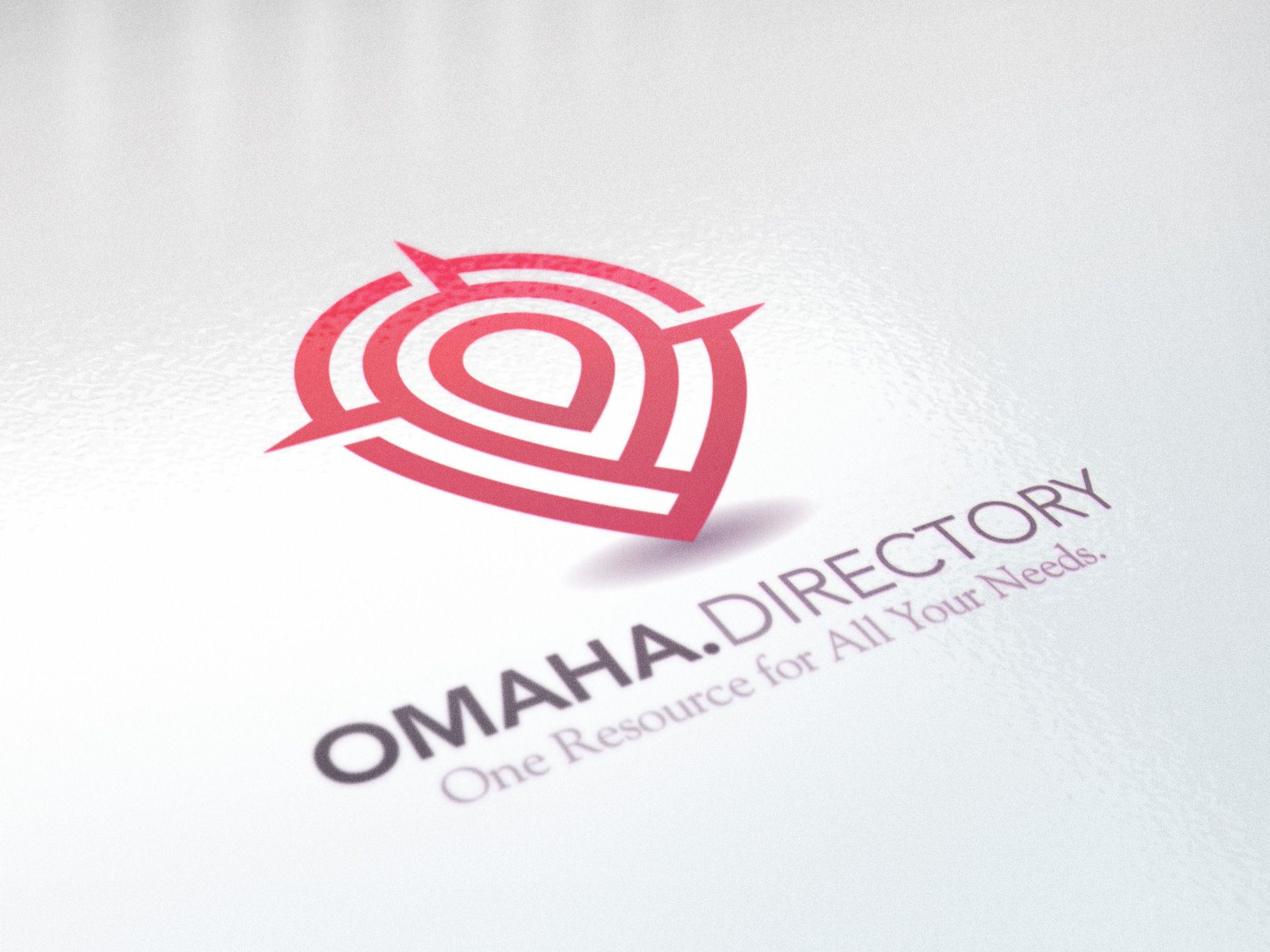 Logo Design by Cutting Edge Business Cards! We just finished the ...
