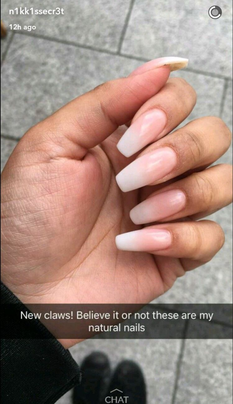 Follow Slayinqueens For More Poppin Pins Message Me For Promos Manicure Healthy Nails Nails Tumblr