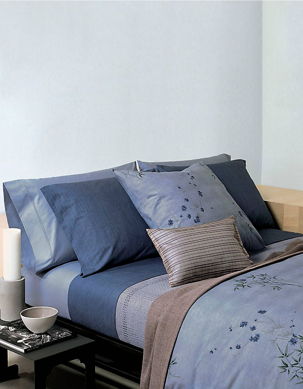 Bamboo Flower Duvet Cover Lord And Taylor Home Decor Decor Home