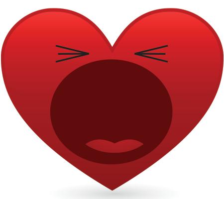 emoticon herz