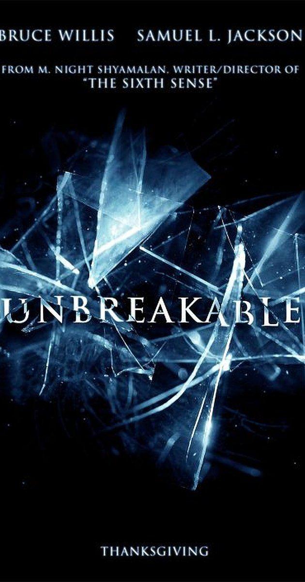 Unbreakable 2000 Movie Posters Original Movie Posters Amazon Movies
