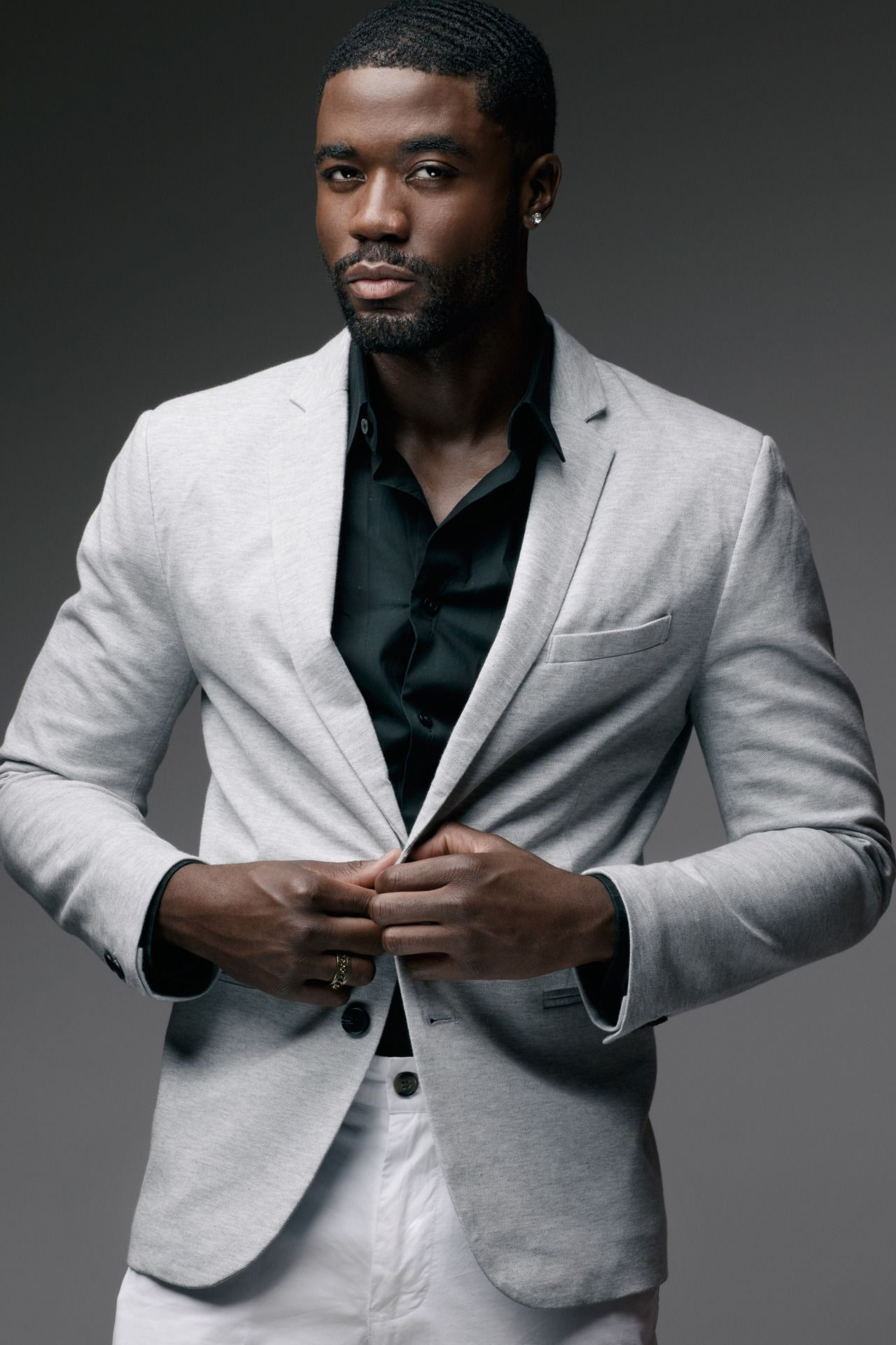 Beautiful black men images