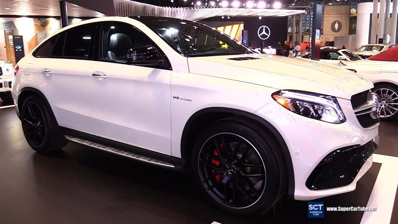 2018 Mercedes Amg Gle Class Gle 63 S Coupe Exterior Interior
