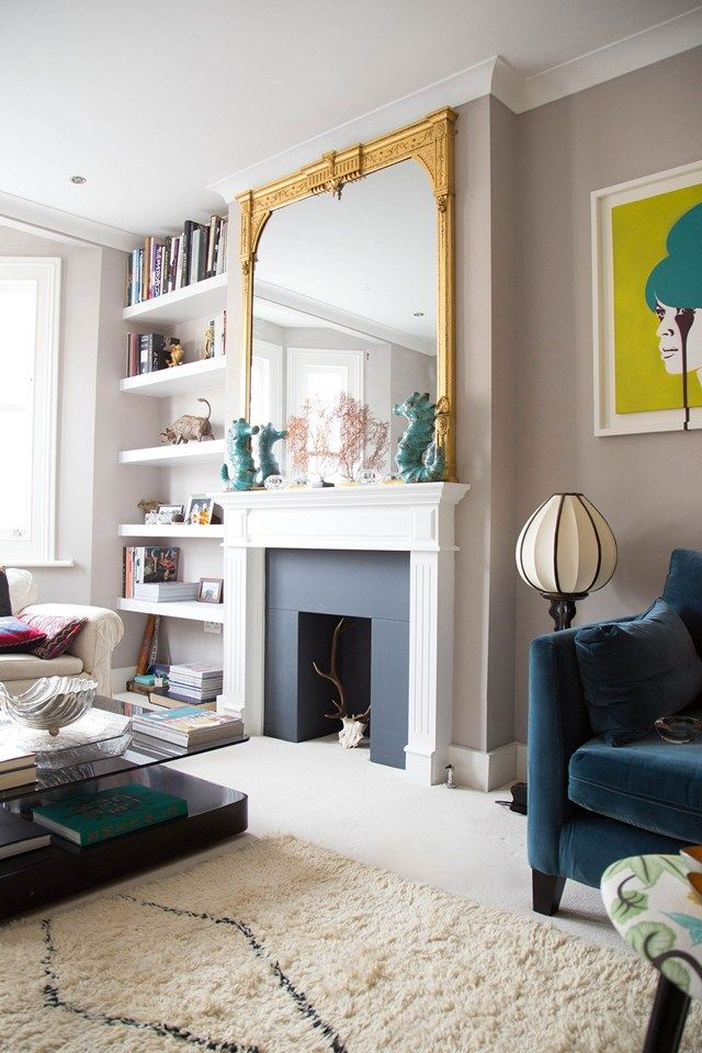 15 Interior Design Ideas For A Victorian Themed Home: Victorian Living Room, Living Room Grey, Home Living Room