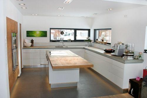 Küche    2 Blöcke mit Bar - Schreinerei Küche Pinterest House - bar für küche