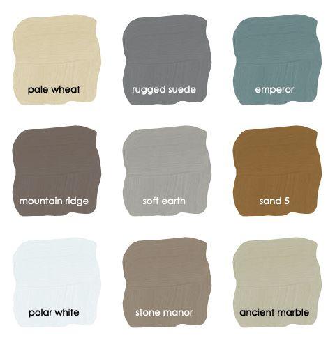 paint colors ? design finch | fixer upper paint colors