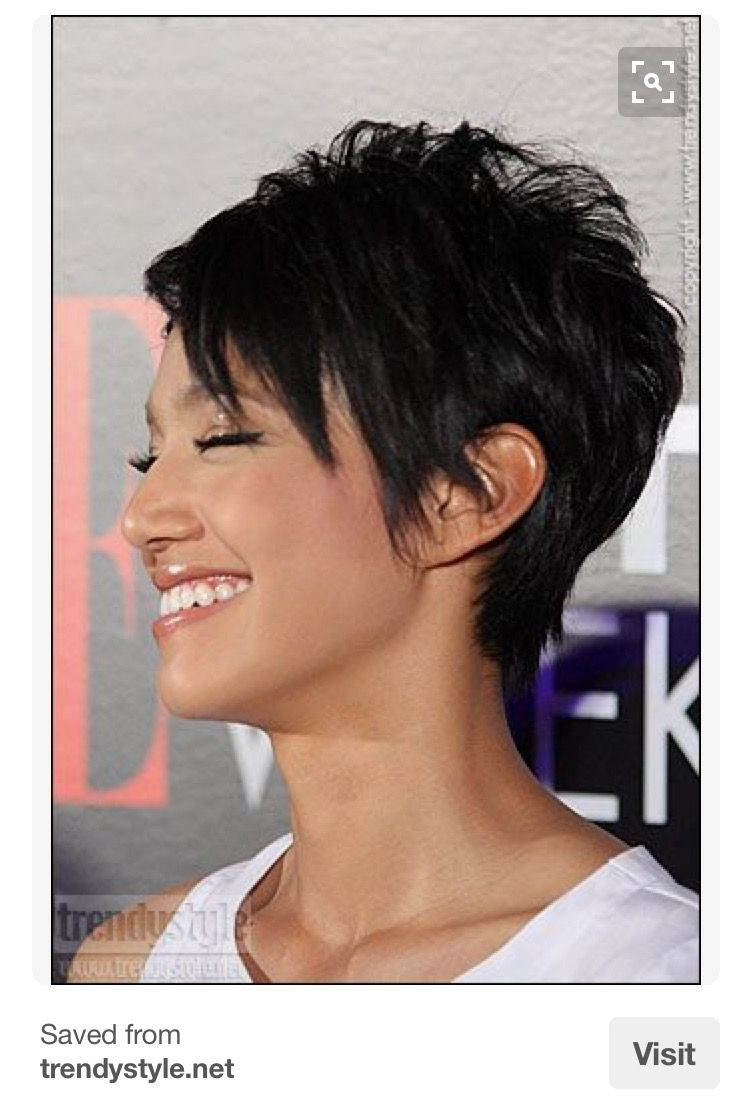 Love This Short Haircut Especially If The Other Side Is Shaved
