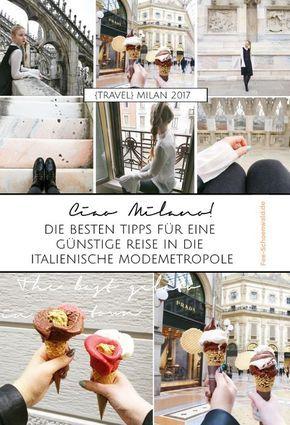 7 Tipps für eine günstige Reise nach Mailand
