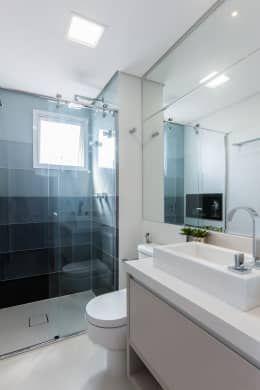 modern Bathroom by Barbara Dundes   ARQ + DESIGN