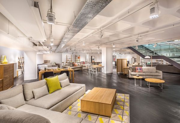 Project Habitat Retail Interior Design Retail Interior Store Interiors