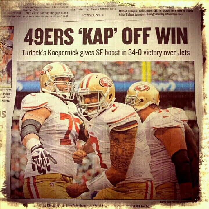 #Kaepernick #49ers #7