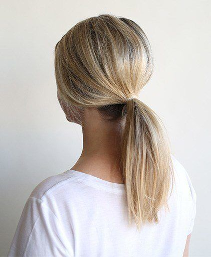 Trend Alert: 3 Easy Ways to Wear a Low Pony
