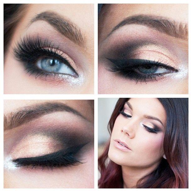 Doing Your Own Wedding Makeup: For More, Visit My Blog Lindahallberg