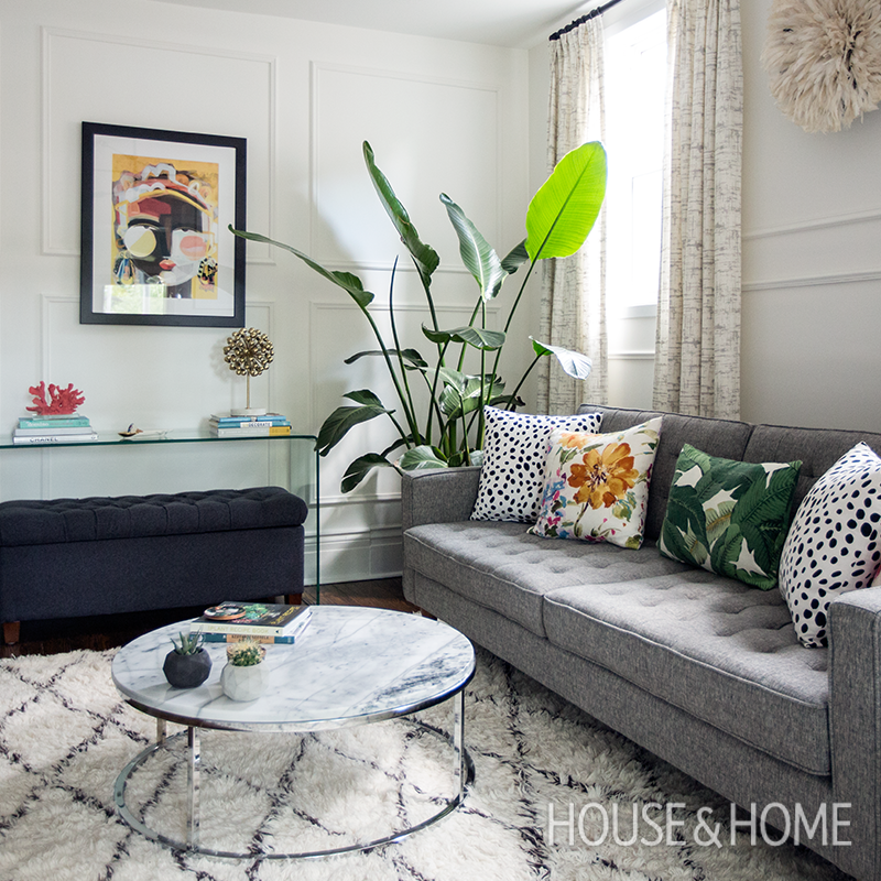This Small Condo Makeover Is Full Of Diy Budget Friendly