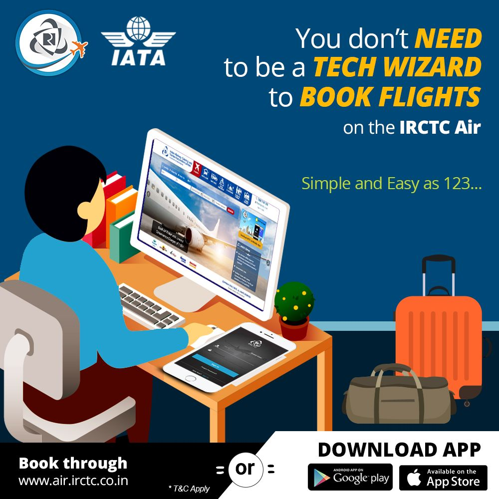 You don't need to be a Tech Wizard to book flights ️