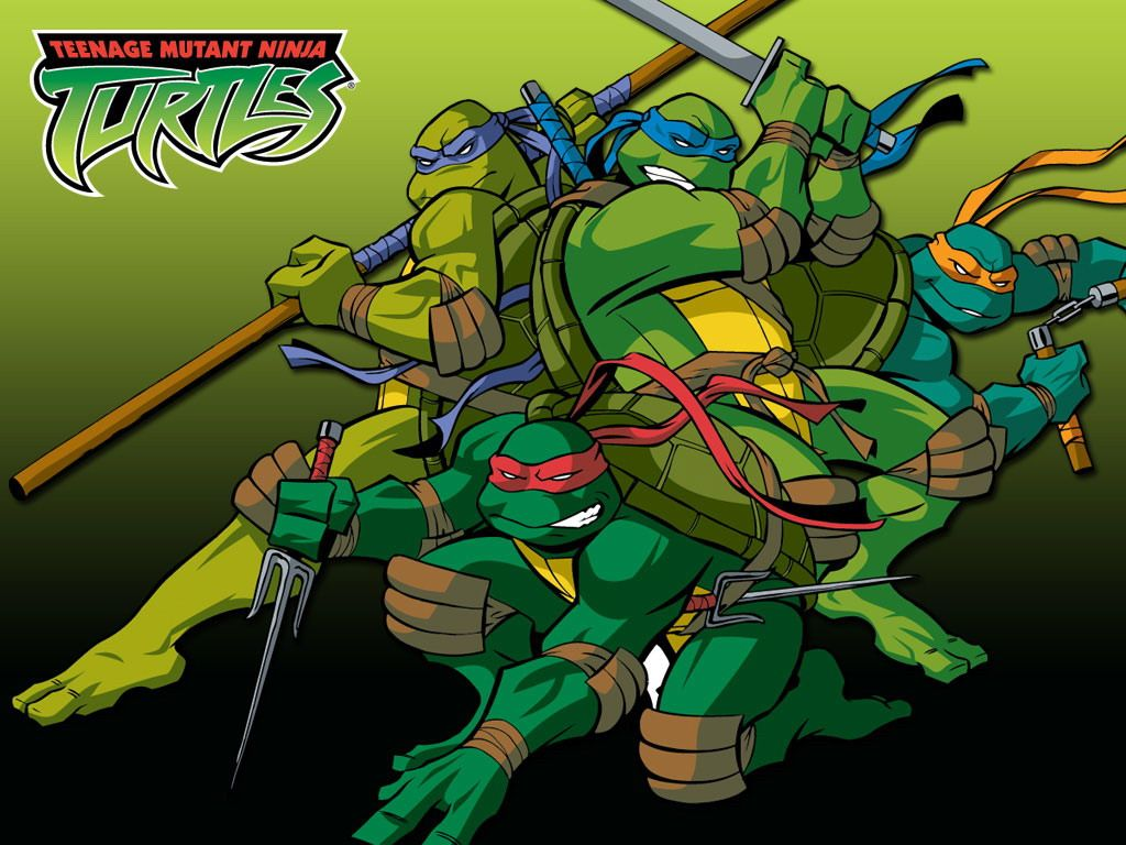 Teenage Mutant Ninja Turtles Cartoons Ninja turtles